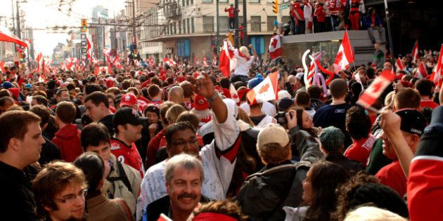 Canada's Population: Country Hits A Massive Number