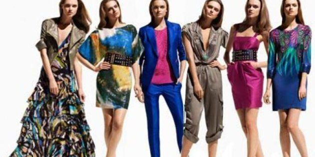 H&M Launches In-Store Clothes