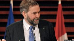 Mulcair Rallies Labour
