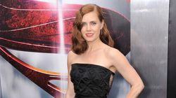 Amy Adams Upstages Everyone At The 'Man of Steel'
