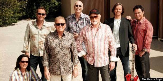 PNE Lineup: Beach Boys, Jacksons, Melissa Etheridge To Perform At