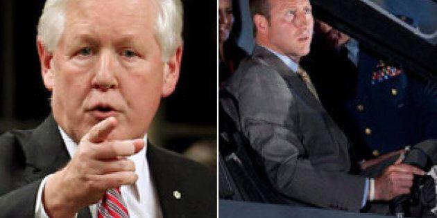 Tories Hiding Cost Of F-35, Interim Liberal Leader