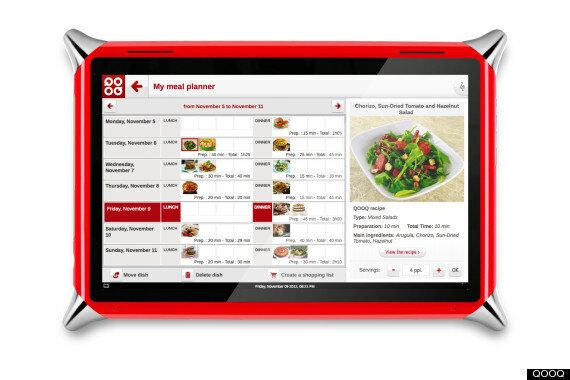 QOOQ Tablet Review: How Easy Is It To Cook With A