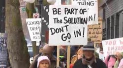 Anti-Anti-Gentrification Protests Rise