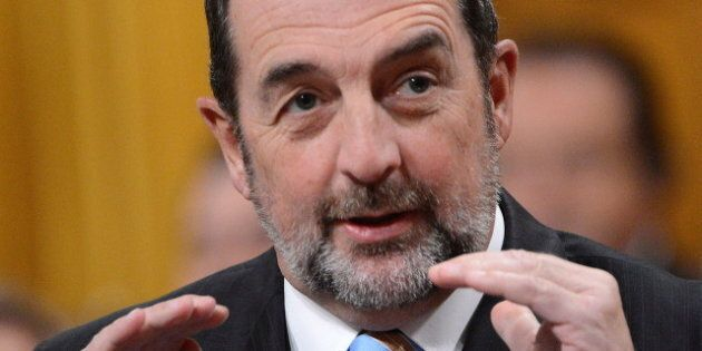 Denis Lebel, Transport Minister, Wants Review Of Possible Ethics