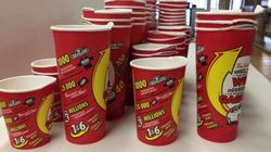 Tell Us How Many #RollUpTheRim You've