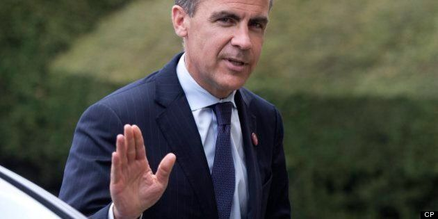 Mark Carney Farewell Bashes: Outgoing Bank Of Canada Governor's Pricey