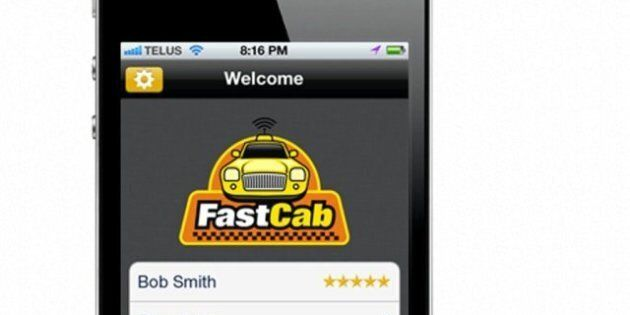 FastCab Taxi App Lawsuit: Calgary Cabbies Sue Developer Over Smartphone Cab-Hailing