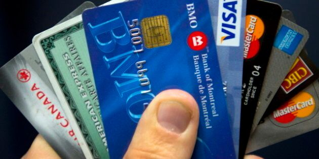 Credit Card Debt In Canada: 1 In 20 Fear They Will Never Pay Off Bills, Survey
