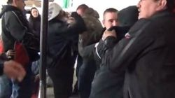 WATCH: Violent Brawl In Stands At Minor Hockey Game