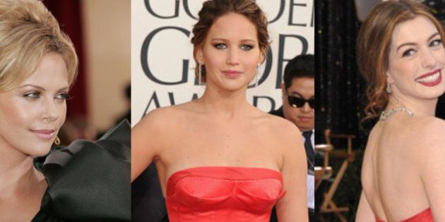 Oscars Red Carpet 2013: Celebrities Who Are Paid To Wear Designer Dresses And
