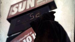 Idle No More Protesters Accuse Calgary Sun Of
