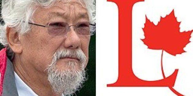 David Suzuki Endorses Joyce Murray For Liberal