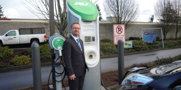 Clean Energy Vehicle Rebate Extended In