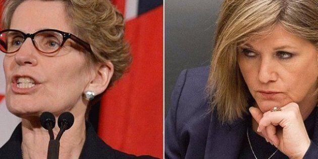 Kathleen Wynne Wasn't Truthful On Gas Plant Docs: Andrea