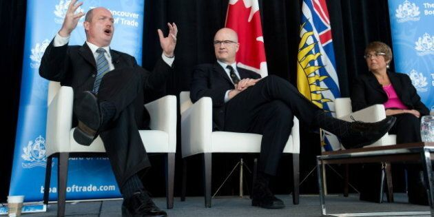 BC Credit Rating Change Possible If NDP Win: