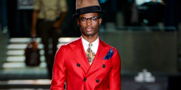 Men's Fashion Trends 2013: DSquared2's Top Looks From Milan Fashion