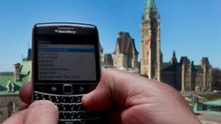 BlackBerry In Trouble In Canada: