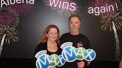 Couple Wins $30 Million Jackpot, Plan To