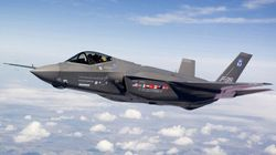 Pentagon Grounds F-35s Due To Engine Blade