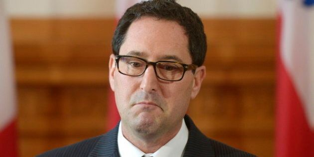 Michael Applebaum: Yves Francoeur, Police Union President, Threatened