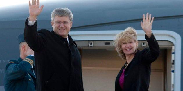 Stephen Harper's New Plane Design Will Cost $50,000