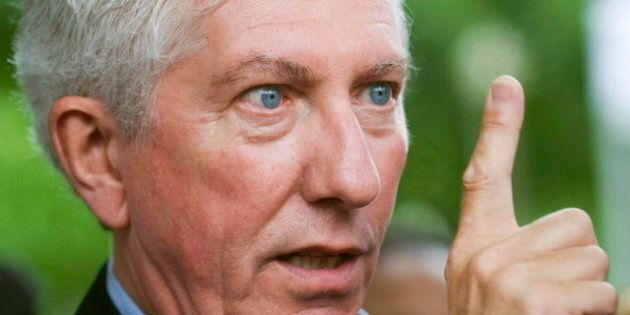 Gilles Duceppe Lands New Role With Parti Quebecois