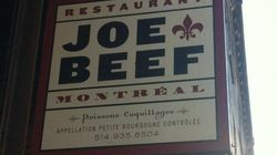 Another Quebec Restaurant Bites Back At Language