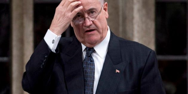 Fantino's Partisan CIDA Letters Pulled Down By