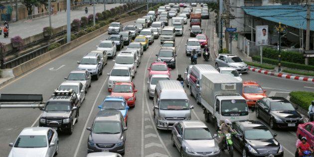 bangkok   sept 21  traffic...