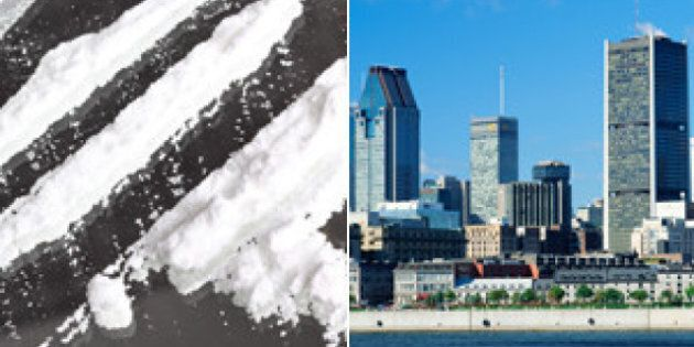 Montreal Home To Majority Of Canada's Drug