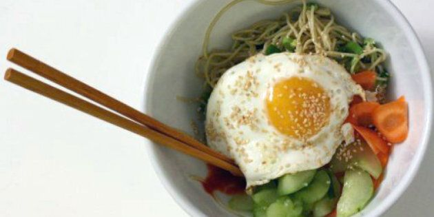 The Art of Eating Alone: Egg in a Little