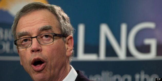 Joe Oliver: No Need For Change Despite U.S. Agency's Keystone Pipeline