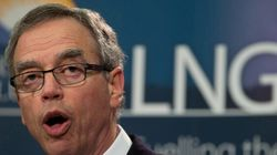 Oliver Shrugs Off Keystone