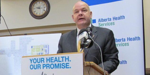 Alberta Health Queue Jumping: Fred Horne 'Really Offended' By