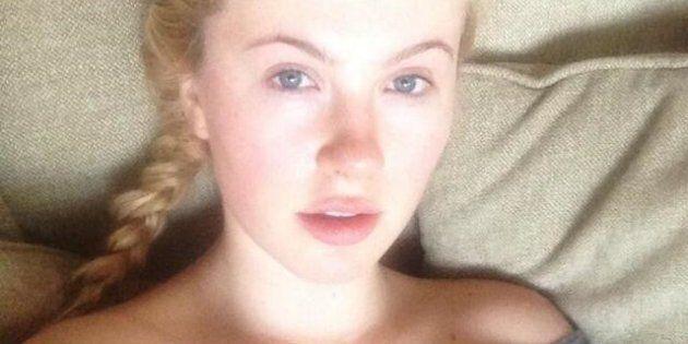 Ireland Baldwin Reveals Bare Face: Alec Baldwin's Daughter Takes Selfie On Twitter