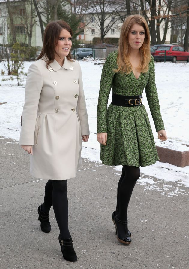Princesses Beatrice And Eugenie Stun Us With Their Style