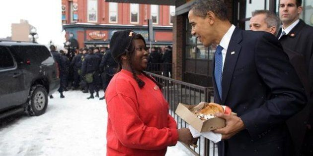 BeaverTail At Inauguration: Obama-Themed Fried Pastry Heading To