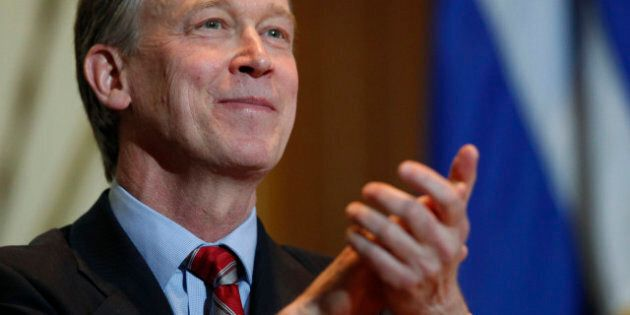 Marijuana Legalization Canada: John Hickenlooper, Colorado Governor, Says It's