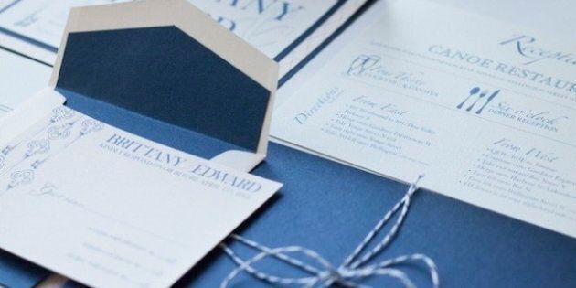 Wedding Trends 2013: The Hottest Invitation