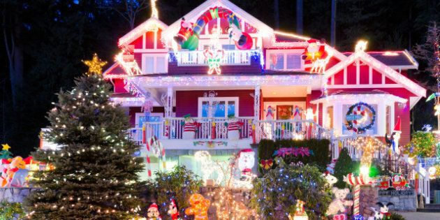 Vancouver Christmas.Top 5 Vancouver Christmas Events Huffpost Canada