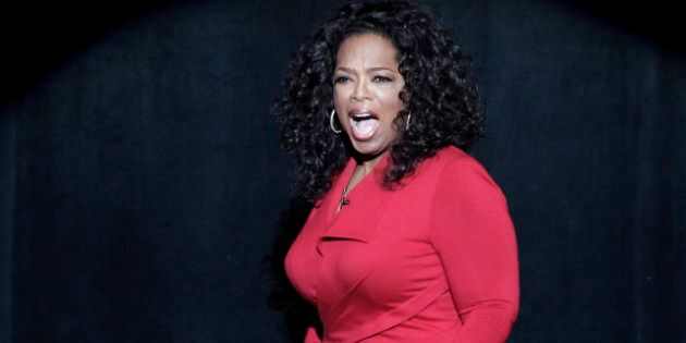 Oprah In Calgary: Excitement Builds For Event After Edmonton