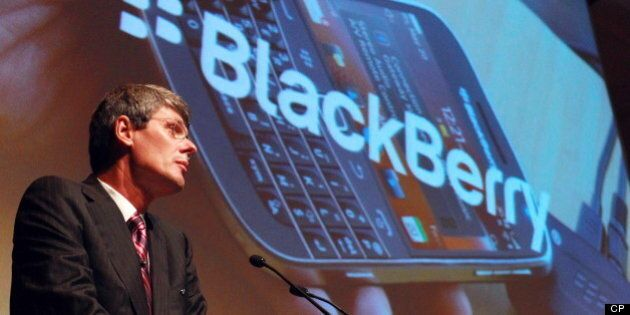 BlackBerry Sales Estimates Reduced By Another