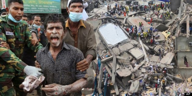 Bangladesh Factory Collapse: Murder Investigation Possible As Death Toll