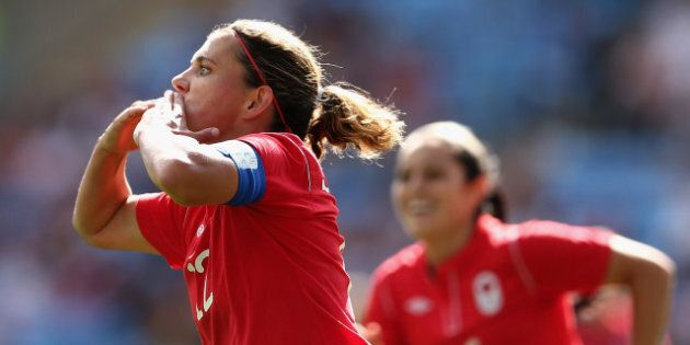 Christine Sinclair Lou Marsh Award: Soccer Star Named Toronto Star's Athlete Of