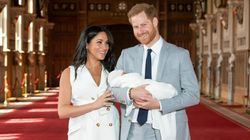 Meghan Markle Celebrates Her First Mother's Day With New Baby