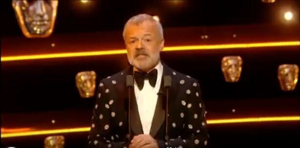 Graham Norton was back as host of the TV