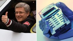 Why Harper is the Teflon