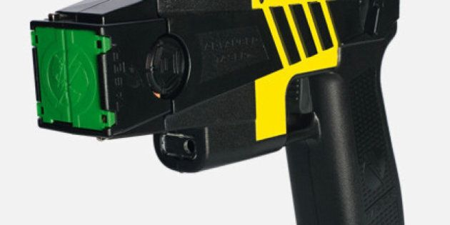 Toronto Airport Taser Deployed, After Officers