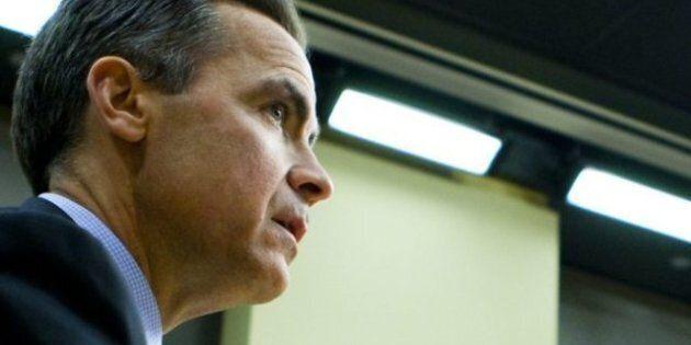 Mark Carney, Bank Of Canada Governor, Warns Global Credit Crunch